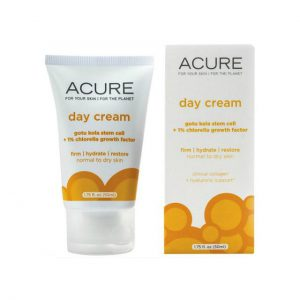 DAY CREAM - GOTU KOLA + CHLORELLA BY ACURE ORGANICS