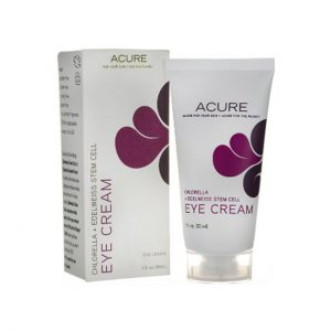 EYE CREAM - CHLORELLA + EDELWEISS STEM CELLS BY ACURE ORGANICS