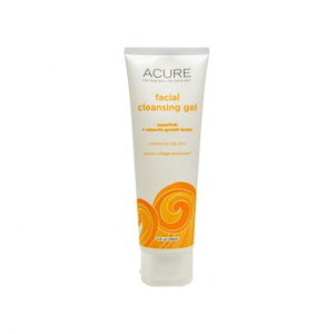 FACIAL CLEANSING GEL - SUPERFRUIT + CHLORELLA BY ACURE ORGANICS