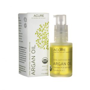 ARGAN OIL - 100% CERTIFIED ORGANIC BY ACURE ORGANICS
