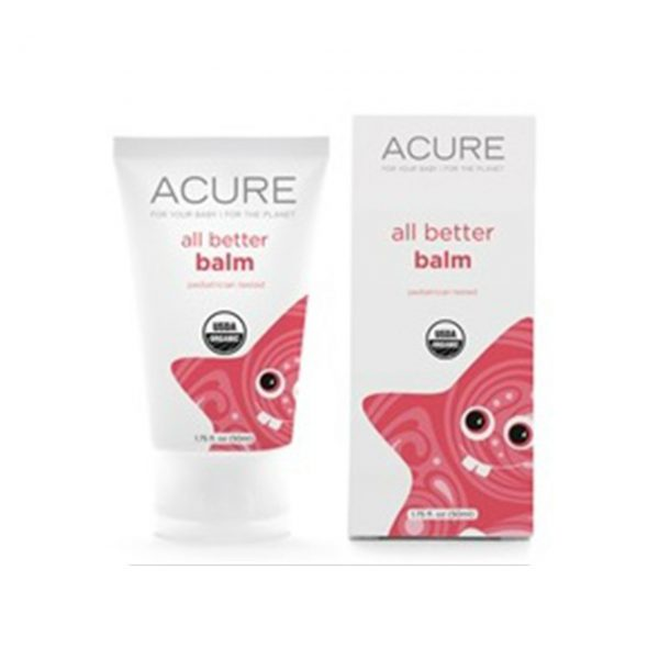 ORGANIC SKINCARE PRODUCTS BY ACURE ORGANICS