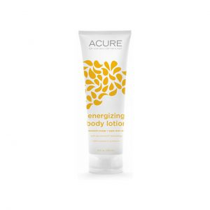 ENERGIZING BODY LOTION - MANDARIN ORANGE + ARGAN STEM CELL BY ACURE ORGANICS