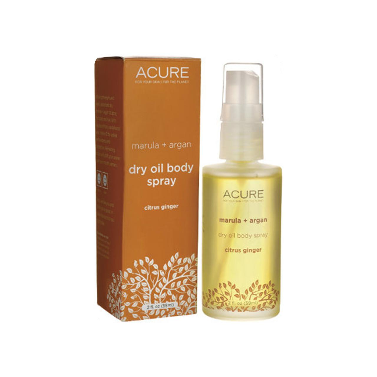 Marula + Argan Dry Oil Body Spray