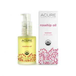 ROSEHIP OIL - 100% CERTIFIED ORGANIC BY ACURE ORGANICS