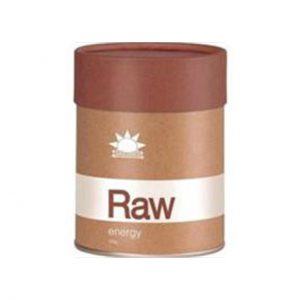 RAW ENERGY - NON-GMO NATURAL ENERGY FORMULA BY AMAZONIA