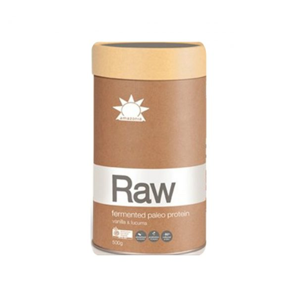 RAW FERMENTED PALEO PROTEIN - NATURAL