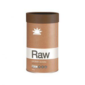 RAW PROTIEN ISOLATE - NATURAL