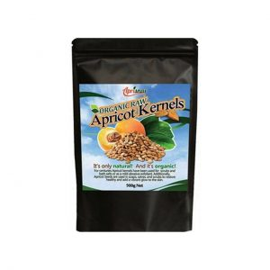 APRICOT KERNELS ORGANIC RAW - ALTERNATE CANCER TREATMENT BY APRISNAX