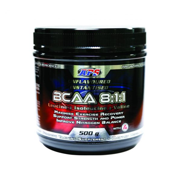 BCAA 8:1:1 - BUILD MUSCLE AND ENHANCE RECOVERY BY APS
