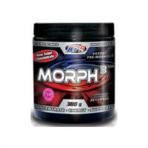 MORPH 3 - PRE-WORKOUT SUPPLEMENTS BY APS