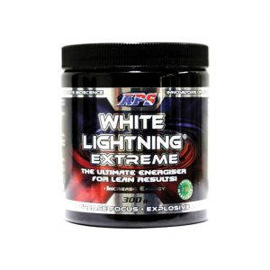 WHITE LIGHTNING EXTREME - FAT BURNING SUPPLEMENTS FROM APS