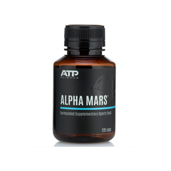 ALPHA MARS - TESTOSTERONE BOOSTERS - ANTI ESTROGENS BY ATP SCIENCE