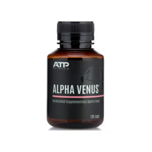 ALPHA VENUS - FOR WOMEN - ESTROGEN DETOX - FREE TESTOSTERONE BY ATP SCIENCE