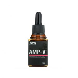 AMP-V - POTENT FAT BURNING PRE-WORKOUTS BY ATP SCIENCE