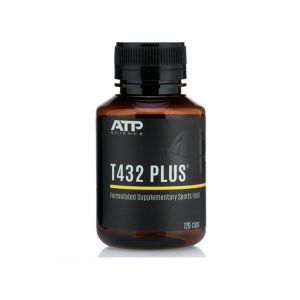 T432 PLUS - THYROID SUPPORT - BOOST METABOLISM BY ATP SCIENCE