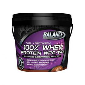 100% WHEY PROTEIN LEAN PROTEIN POWDERS BY BALANCE