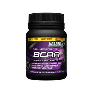 BCAA CAPSULES - MUSCLE RECOVERY SUPPLEMENTS BY BALANCE