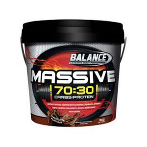 MASSIVE - WEIGHT GAINER SUPPLEMENTS FROM BALANCE