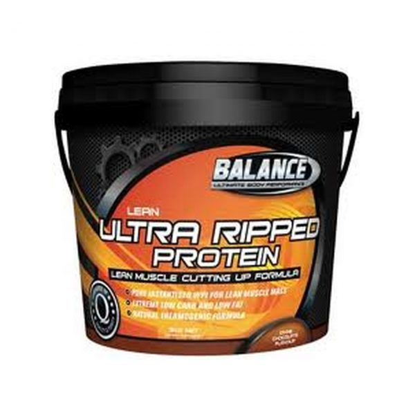 ULTRA  RIPPED - WEIGHT LOSS PROTEIN SUPPLEMENTS FROM BALANCE