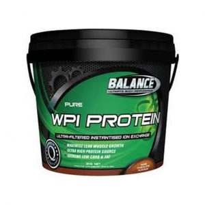 WPI PROTEIN - QUALITY PROTEINS FROM BALANCE