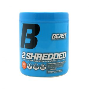 2 SHREDDED - WEIGHT LOSS SUPPLEMENTS - FAT BURNING SUPPLEMENTS BY BEAST SPORTS NUTRITION