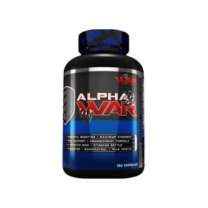 ALPHA WAR - POTENT TESTOSTERONE BOOSTERS BY BODYWAR