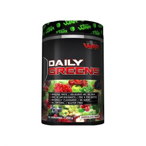 DAILY GREENS - DELICIOUS CHOCOLATE FLAVOURED GREENS BY BODYWAR