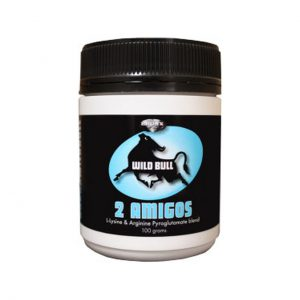 2 AMIGOS GROWTH HORMONE STIMULATOR - HARDCORE GROWTH HORMONE BOOSTERS BY BRONX