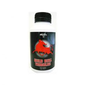 WILD BULL TRIBULUS - HARDCORE TESTOSTERONE BOOSTERS BY BRONX