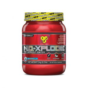 NO-XPLODE EXTREME PRE WORKOUT SUPPLEMENTS BY BSN