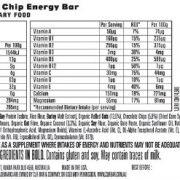 clif-bar-nutritionals