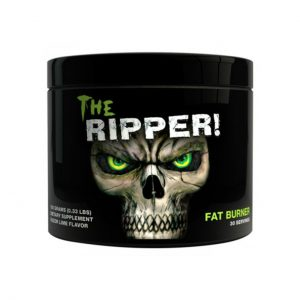 THE RIPPER - HARDCORE FAT BURNER - WEIGHT LOSS SUPPLEMENTS BY COBRA LABS