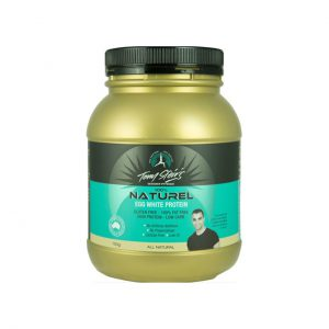 100% NATURAL EGG WHITE PROTEIN - PURE