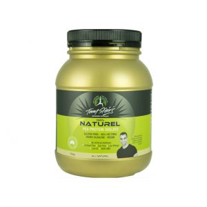 100% NATURAL PEA PROTEIN ISOLATE - PURE