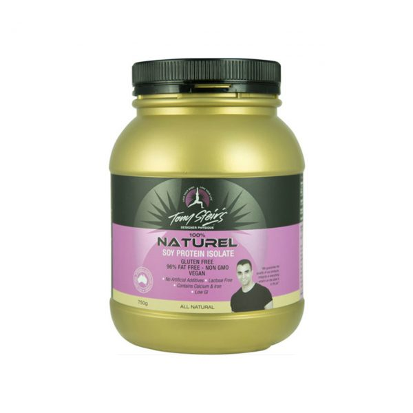 100% NATURAL SOY PROTEIN ISOLATE - HIGH QUALITY
