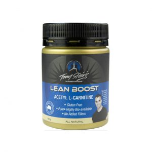 LEAN BOOST - PURE ACETYL-L-CARNATINE BY DESIGNER PHYSIQUE