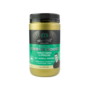 ORGANIC GREENS BOOST - SUPERFOOD