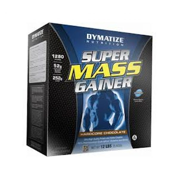 SUPER MASS GAINER - WEIGHT GAINING PROTEINS BY DYMATIZE