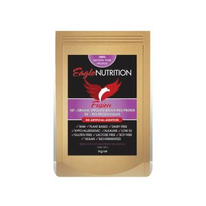 FUSION - PEA PROTEIN ISOLATE + SPROUTED BROWN RICE PROTEIN BY EAGLE NUTRITION
