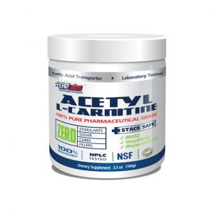 ACETYL-L-CARNITINE - ENERGY AND FAT BURNING WEIGHT LOSS SUPPLEMENTS BY EHPLABS