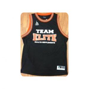 EHS BASKETBALL JERSEY - ACTIVEWEAR CLOTHING BY ELITE HEALTH SUPPLEMENTS