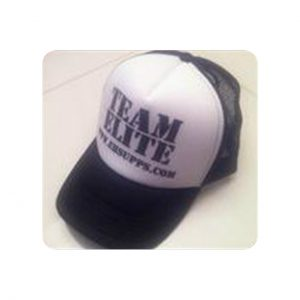 EHS TEAM ELITE CAP - ACTIVEWEAR CLOTHING BY ELITE HEALTH SUPPLEMENTS