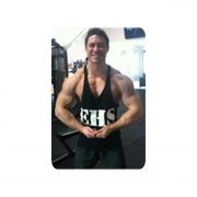 T-BACK SINGLETS - ACTIVEWEAR CLOTHING BY ELITE HEALTH SUPPLEMENTS