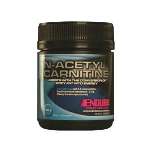 N-ACETYL-CARNITINE - WEIGHT LOSS SUPPLEMENTS BY ENDURA