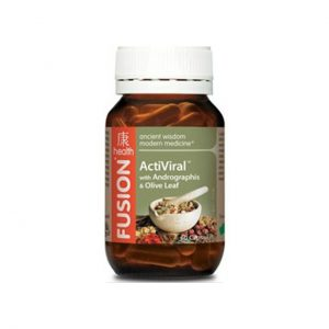 ACTIVIRAL - POTENT IMMUNE BOOSTING FORMULAS BY FUSION