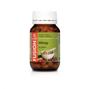 ALLERGY FORMULAS BY FUSION HEALTH