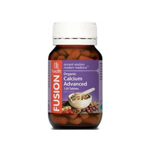 CALCIUM ADVANCED - BONE STRENGTH BY FUSION