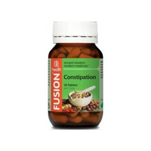 CONSTIPATION - BOWEL REGULARITY SUPPORT AND HEALTH BY FUSION