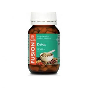 DETOX - DETOXIFY AND CLEANSE BY FUSION HEALTH