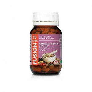 Garcinia Cambogia Advanced - Weight Loss Supplements by Fusion